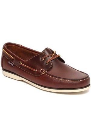 Sachini Shoes Náuticos Zapatos náuticos de hombre de piel by Casual para hombre