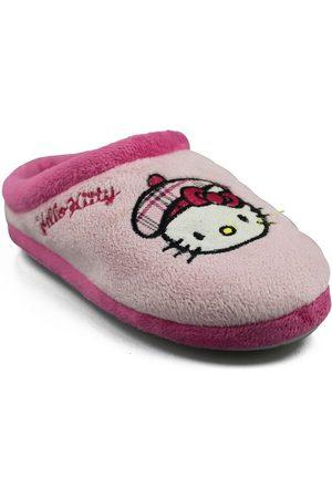 Hello Kitty Pantuflas KAMELLE para niña
