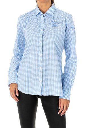 La Martina Camisa Camisa manga larga para mujer