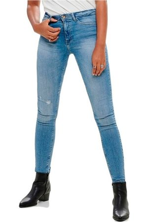 Only Jeans Vaquero Highwaist Jeans Skinny Fit L-32 de para mujer