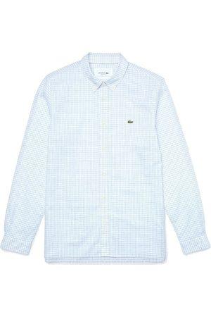 Lacoste Camisa manga larga CH6941 para hombre