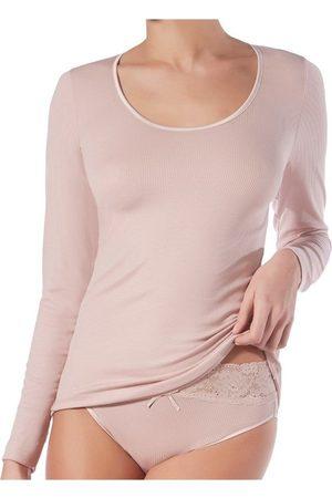 Janira Camiseta interior Camiseta Naturly 1045290 Manga Larga para mujer