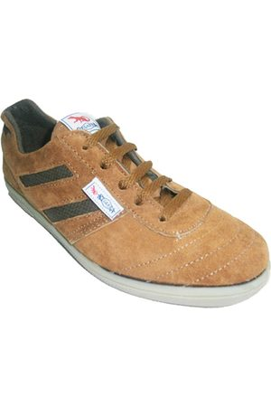 Segarra Zapatos Zapatilla deportiva serraje para hombre
