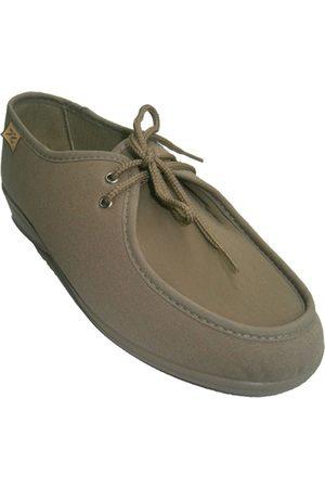 Doctor Cutillas Mocasines Zapatillas cordones muy anchas especial para mujer