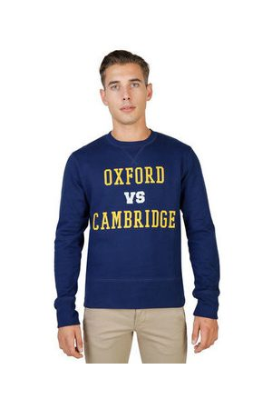Oxford University Jersey - oxford-fleece-crewneck para hombre
