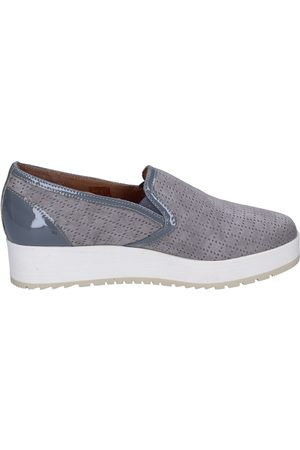 carmens Zapatos slip on gamuza para mujer