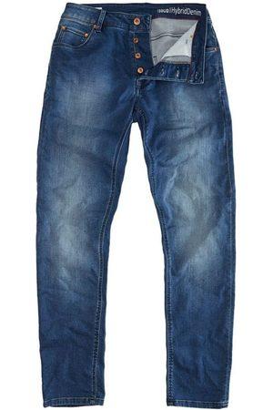 Solid Pantalón pitillo slim-joe blue198 hyb para hombre