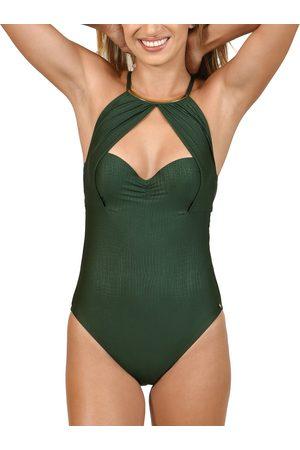 Lisca Bañador Bari traje de baño una pieza preformado para mujer