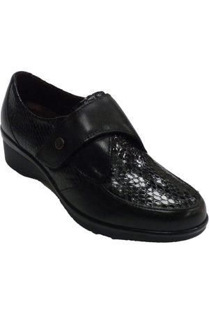 Pitillos Mocasines Zapatos mujer descanso piel y charol ser para mujer