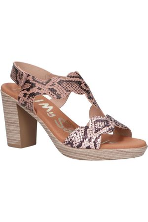 Oh my sandals Sandalias 4728-RE88CO para mujer