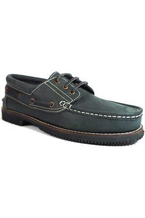 La Valenciana Náuticos Zapatos Línea Apache Cordón para hombre