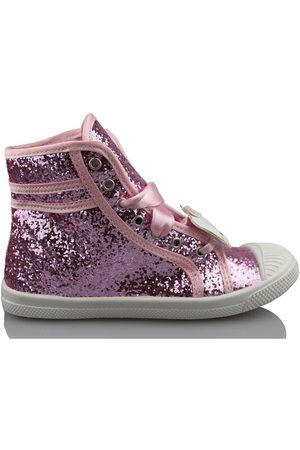 Hello Kitty Zapatillas altas CAMOMILLA MILANO GLIPPER para niña