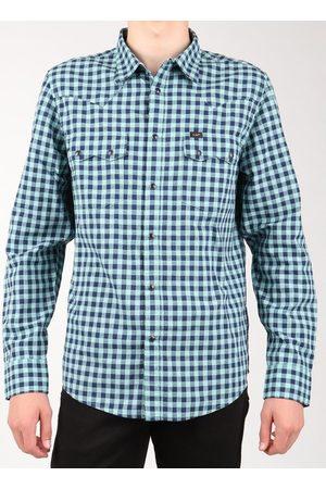 Lee Camisa manga larga Rider Shirt L851ICSB para hombre
