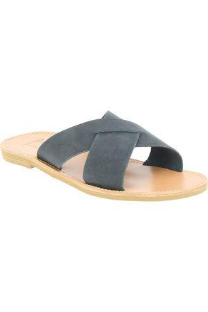 Attica Sandals Sandalias ORION NUBUCK BLACK para hombre