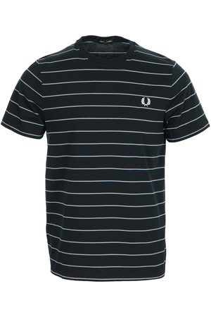 Fred Perry Camiseta Fine Stripe T-shirt para hombre