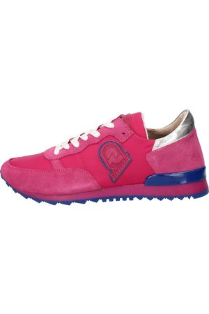 Invicta Deportivas Moda sneakers rosado textil gamuza AB52 para mujer