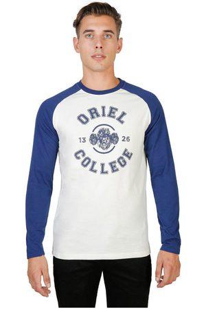 Oxford University Camiseta manga larga - oriel-raglan-ml para hombre