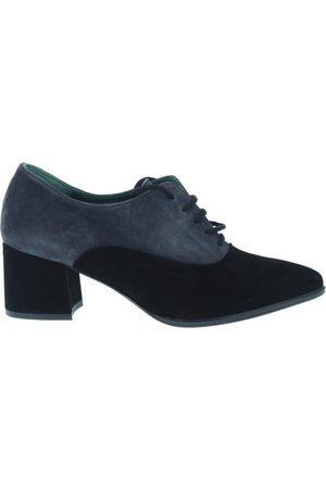 Plumers Zapatos de tacón 4932 Zapatos con Cordones de Mujer para mujer