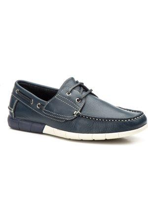 Nautic Blue Náuticos Zapatos náuticos de piel by para hombre
