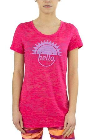 Reebok Camiseta RH Burnout Tshirt para mujer