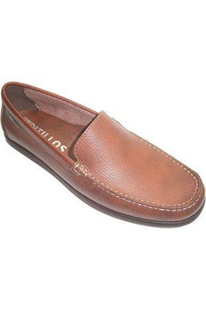 Pitillos Mocasines Zapato tipo mocasín pala lisa para hombre