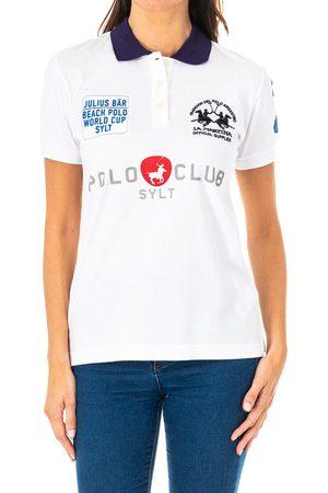 La Martina Polo Polo manga corta para mujer