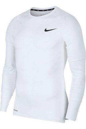 Nike Camiseta manga larga Pro Top Compression Crew para hombre