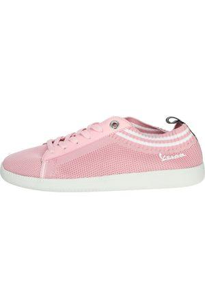 Vespa Zapatillas altas V00011-500-54 Sneakers Mujer para mujer