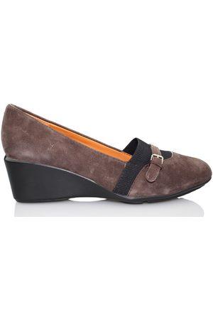 Geox Zapatos de tacón NEW TAYLOR MOCASIN CUÑA para mujer