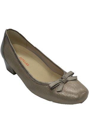 Doctor Cutillas Mocasines Zapato mujer tipo manoletina especial pl para mujer