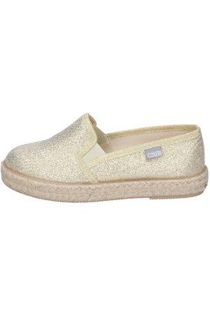 Enrico coveri Zapatos slip on textil para niña