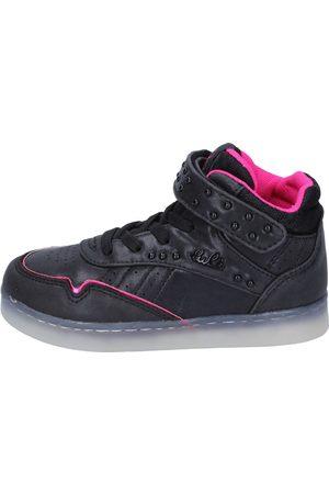 Lulu Zapatillas altas sneakers cuero sintético textil para niña