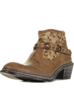 Bunker Botines Nely Jungle para mujer
