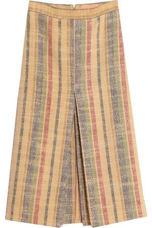 SUPER BLOND Faldas a media pierna