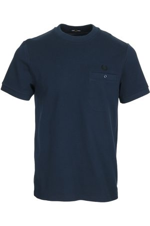 Fred Perry Camiseta Pocket Detail Pique Shirt para hombre