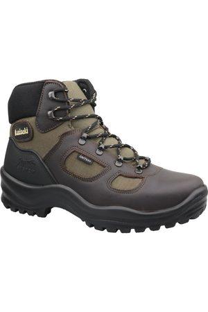 Kaiteki Zapatillas de senderismo Marrone 626DV91G para hombre