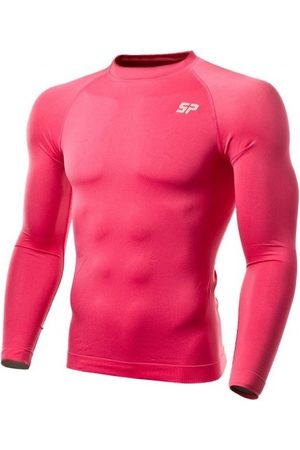 Sp Fútbol Camiseta manga larga Térmica Doble Densidad para hombre