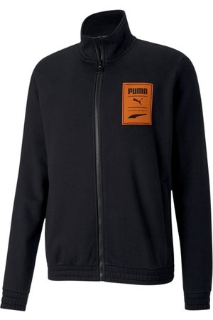 Puma Jersey RECHECK PACK KNITTED GIACCHETTO NERO para hombre