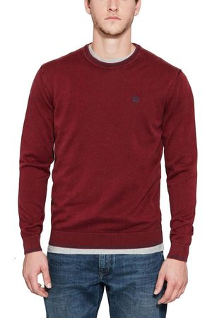 Timberland Jersey Long Point Maglioncino Bordeaux para hombre