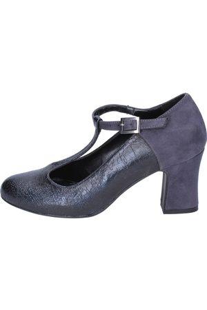 Effeel Zapatos de tacón de salón cuero sintético gamuza sintética para mujer
