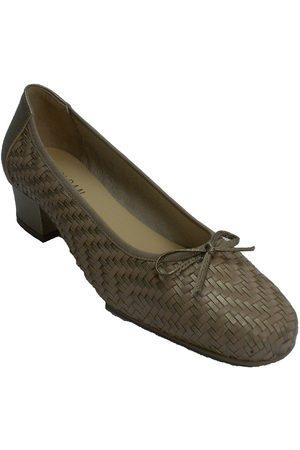Roldán Zapatos de tacón Zapato vestir mujer tipo manoletinas tre para mujer