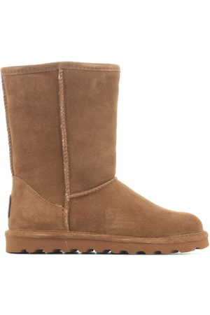 Bearpaw Descansos Elle Tall 1963W Hickory II para mujer