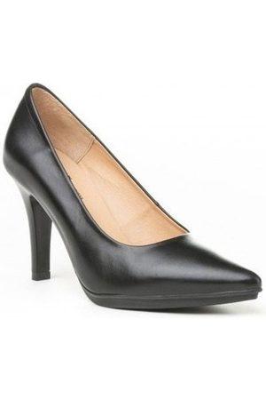 Cbp - Conbuenpie Zapatos de tacón Salones de piel con gel-látex de mujer by CBP para mujer