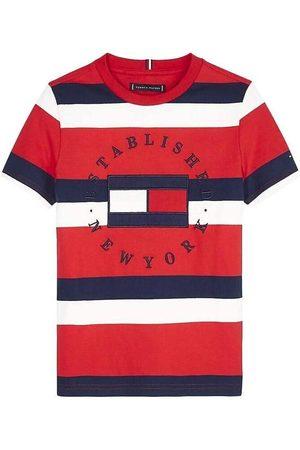 Tommy Hilfiger Camiseta AOP TEE para niño