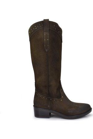 Exé Shoes Botas BOTAS CAMPERAS KHAKI ARIZONA-315 para mujer