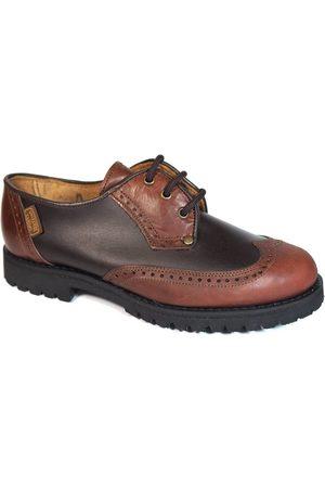 Valverde Del Camino Zapatos Hombre Zapatos 24-03 Castaña para hombre