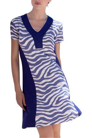 Admas Vestido Vestido de playa los Almas Piel la Marina para mujer