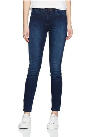 Wrangler Jeans High Rise Skinny Subtle Blue W27HX786N para mujer