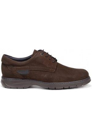 Fluchos Zapatos Hombre Crono 8855 Café para hombre
