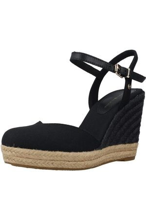 Tommy Hilfiger Alpargatas BASIC CLOSED TOE HIGH WE para mujer